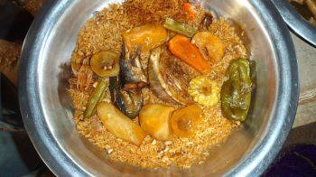 spécialité culinaire sénégalaise